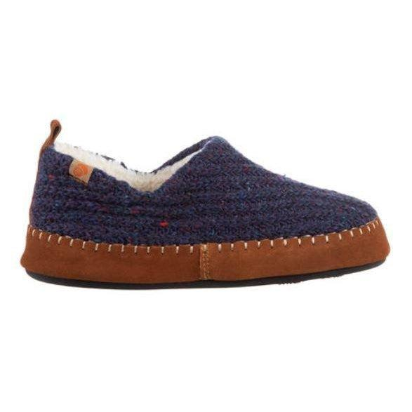 Acorn Women's Camden Recycled Moc Slippers - Grivet Outdoors