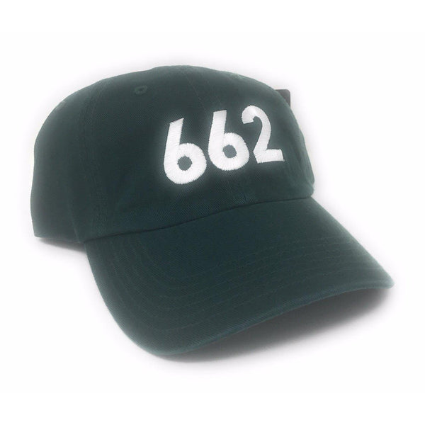 Grivet Outdoors 662 Dad Hat - Dark Green