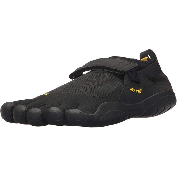 Vibram Men's KSO-M Trail Runner - Black/Black / 10.5-11