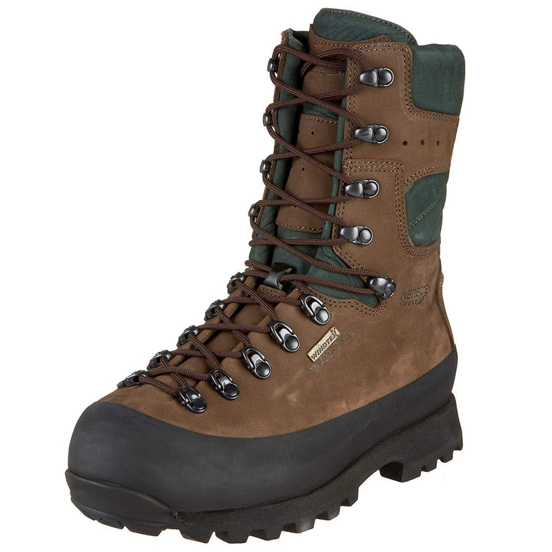 Kenetrek Men's Mountain Extreme 400 Insulated Hunting Boot - Brown / 10