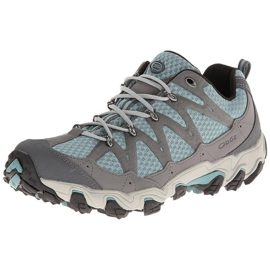 Oboz Women's Luna Low Hiking Shoe-Grivet Outdoors