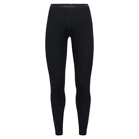 Icebreaker Women's 260 Tech Leggings - Black / X-Small