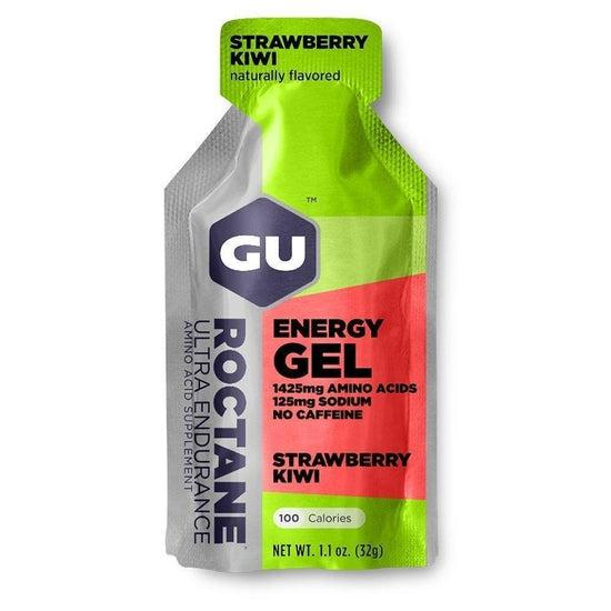 GU Energy Roctane Ultra Endurance Energy Gel, Strawberry Kiwi, 24-Count-Grivet Outdoors