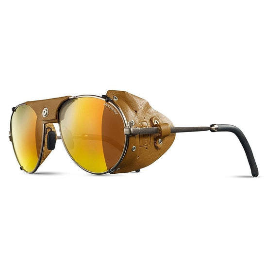 Julbo Cham Spectron Sunglasses - Spectron 3 - Brass/Brown / One Size