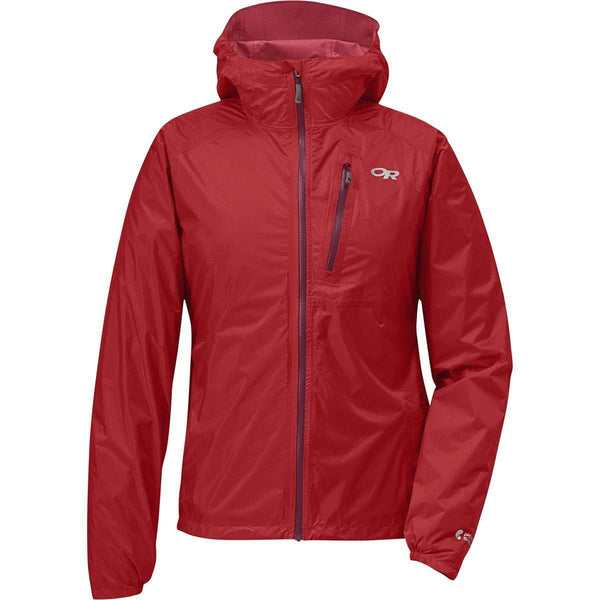 Outdoor Research Women's Helium II Jacket - Teaberry / Medium