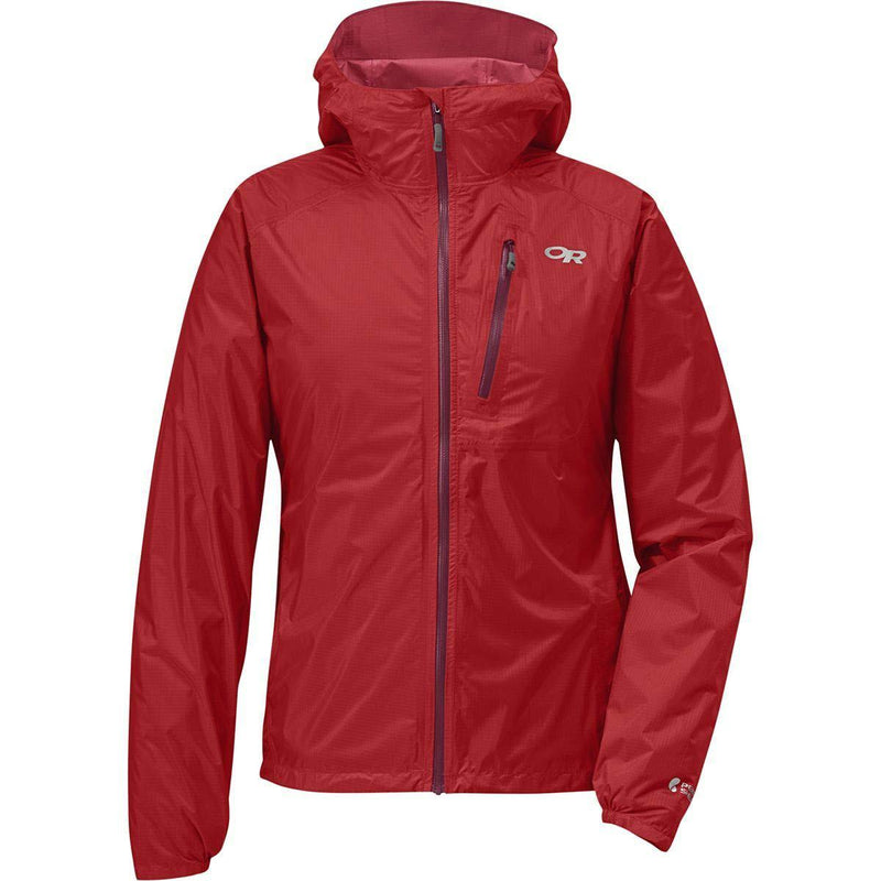 Outdoor Research Women's Helium II Jacket - Teaberry / Large