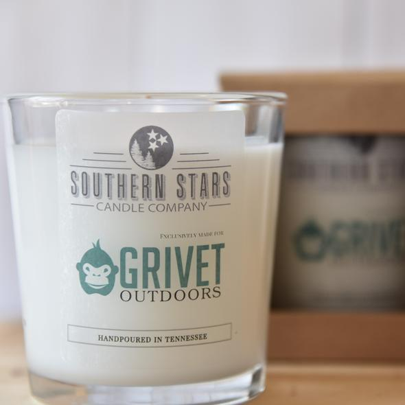 Southern Stars 8oz Candle - Grivet Outdoors - [variant_title]
