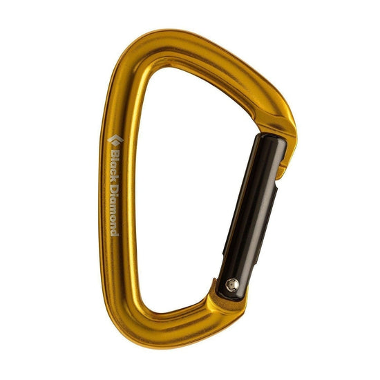 BLACK DIAMOND Positron Straight Carabiner - Grivet Outdoors