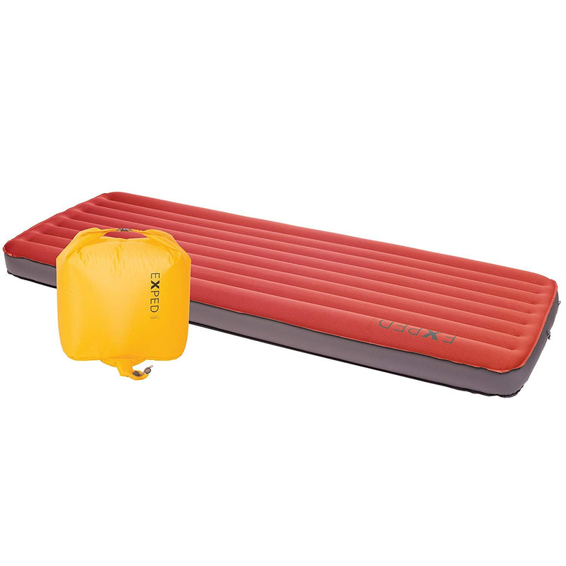 Exped MegaMat Lite 12 Sleeping Pad - Ruby Red / Large Wide