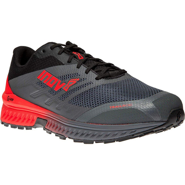Inov-8 Mens Trailroc G 280 - Grey/Red / 8.5