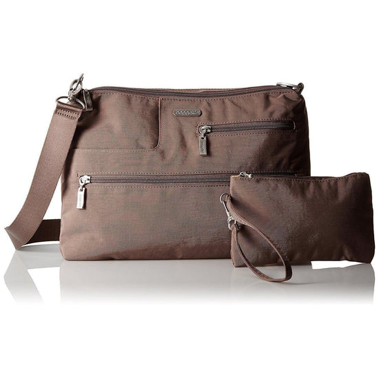 Baggallini Tablet Crossbody PORT Messenger Bag - Grivet Outdoors