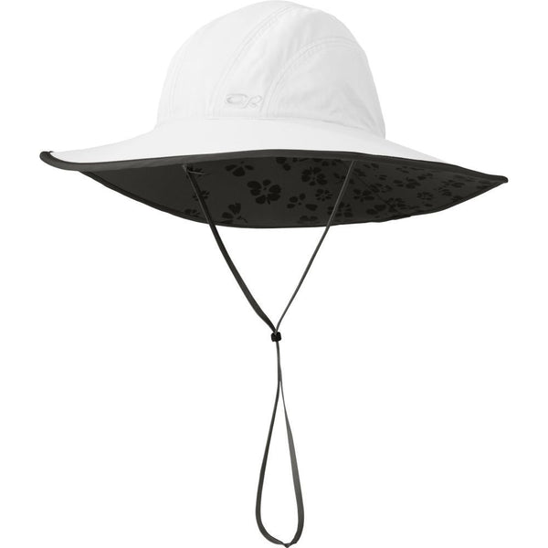 Outdoor Research Women's Oasis Sombrero - White / Large