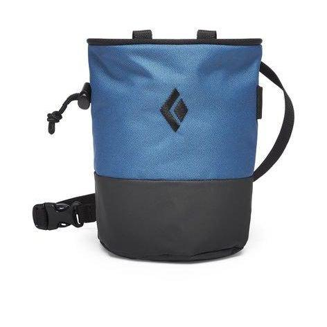 Black Diamond Mojo Zip Chalk Bag - Astral Blue / M/L