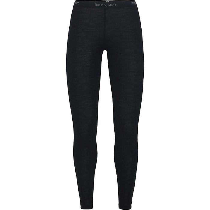 Icebreaker Women's 175 Everyday Leggings - Black / X-Small