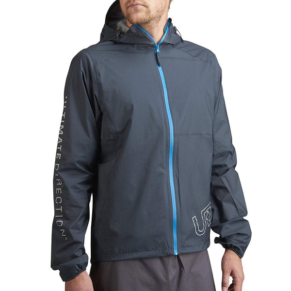 Ultimate Direction Men's Ultra Jacket V2 - Dark Night / X-Large