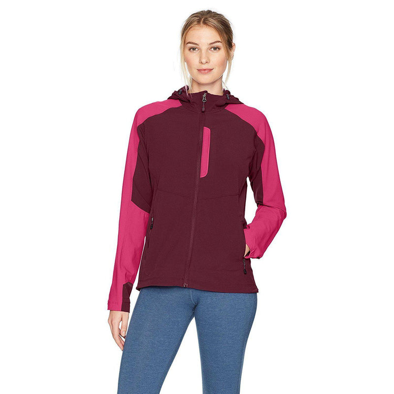 Outdoor Research Women's Ferrosi Hooded Jacket - Pinot/Sangria / Large