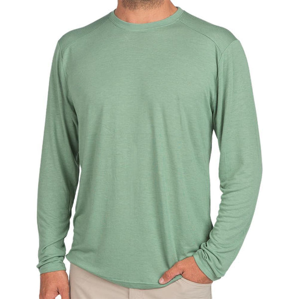 Free Fly Men's Bamboo Lightweight Long Sleeve-Free Fly-GrivetOutdoors.com