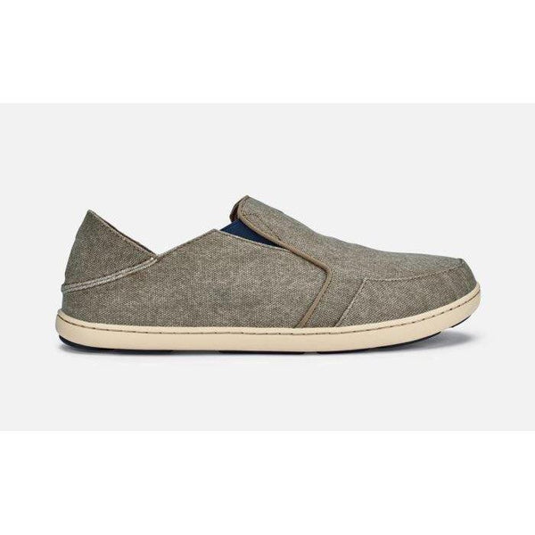 OluKai Men's Nohea Lole Shoe - Clay/Trench Blue / 9