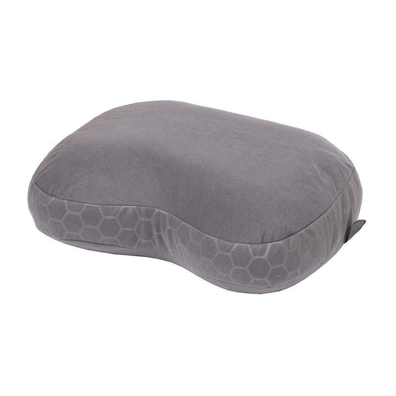 Exped Down Pillow for Camping & Travel - Granite Grey / Medium