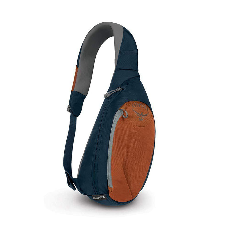 Osprey Packs Daylite Shoulder Sling - Dark Blue Orange