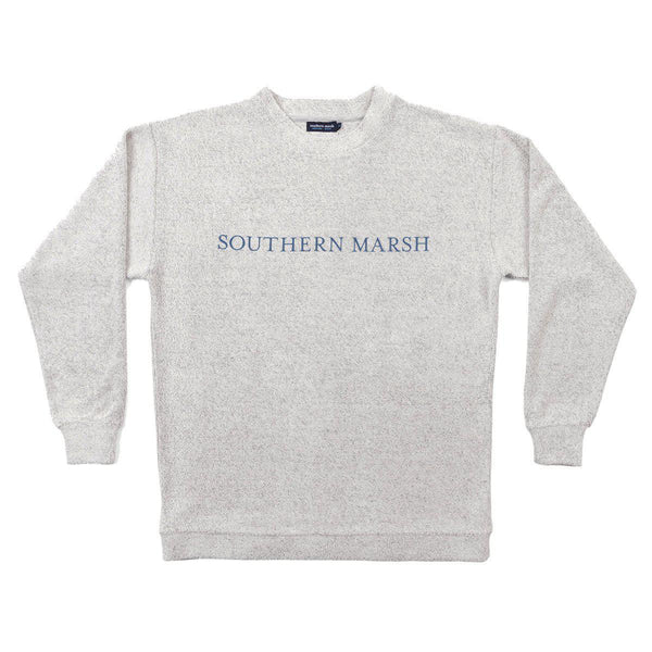 Southern Marsh Sunday Morning Sweater - Oatmeal / X-Large
