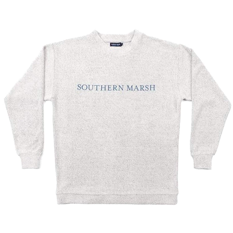 Southern Marsh Sunday Morning Sweater - Oatmeal / Medium