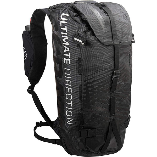 Ultimate Direction Scram Multisport Mountain Backpack - Charcoal / Small/Medium
