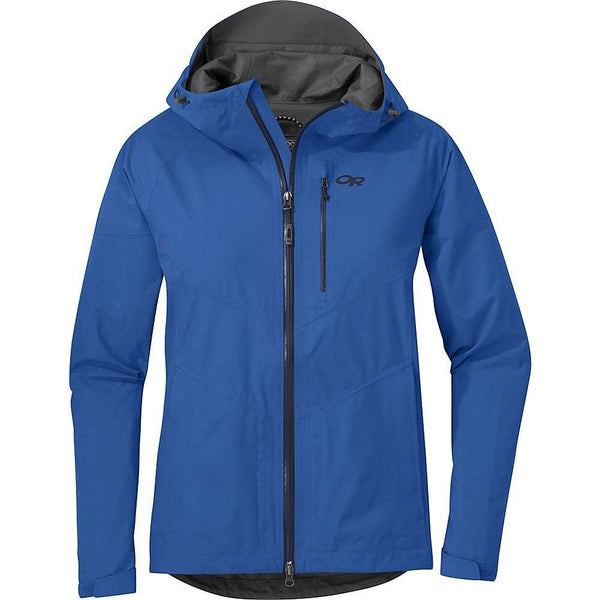 Outdoor Research Women's Aspire Jacket - Lapis / Large
