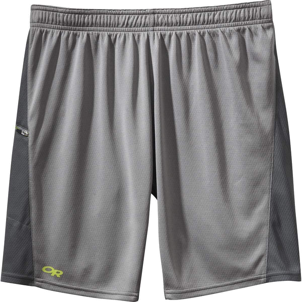 Outdoor Research Men's Pronto Shorts - Pewter / Charcoal / X-Large