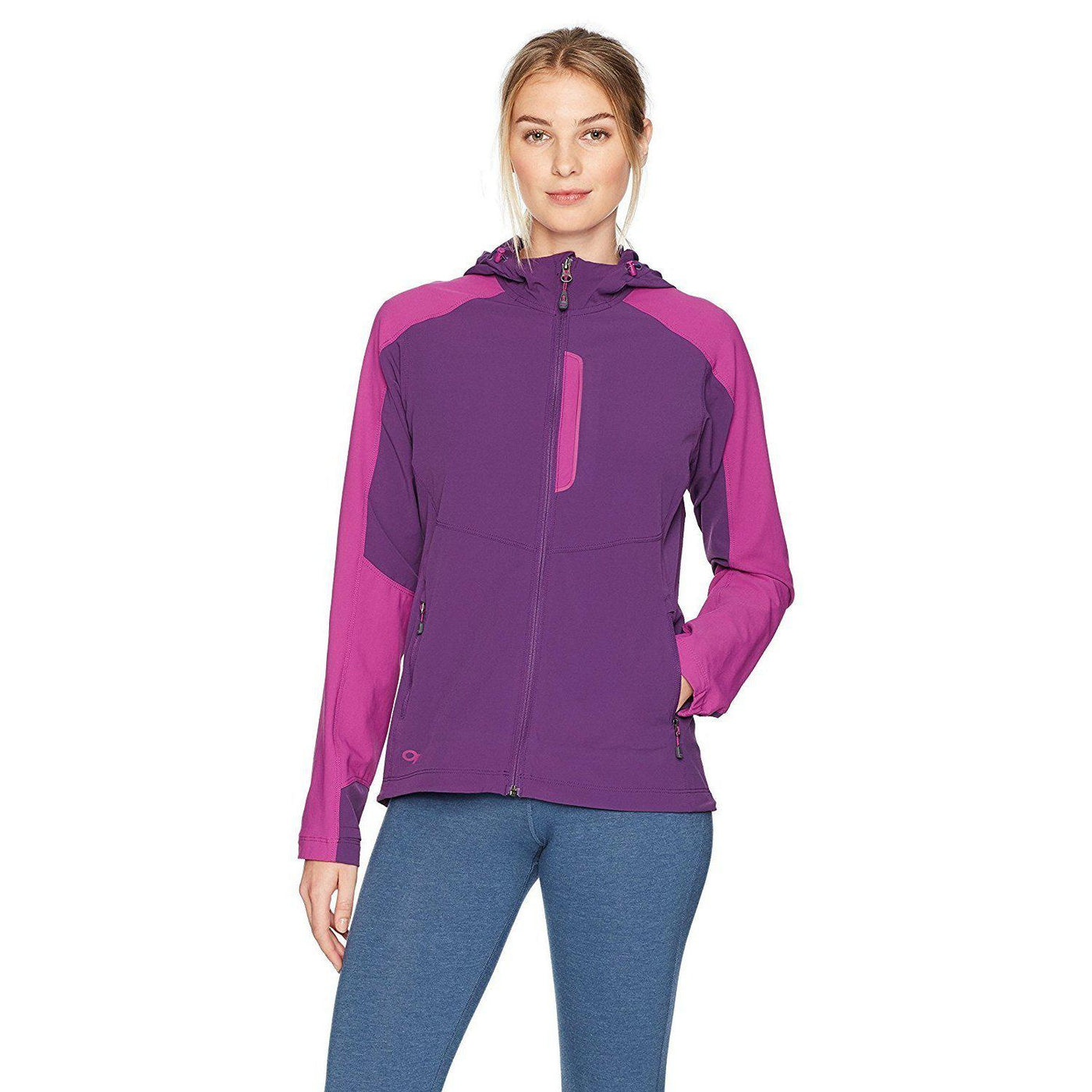 cheap for discount 92015 adb68 Outdoor Research Women's Ferrosi Hooded Jacket ...