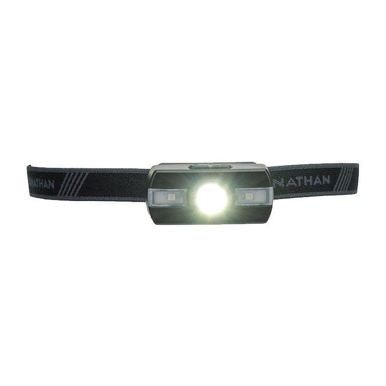 Nathan Neutron Fire Runner's Headlamp - Black
