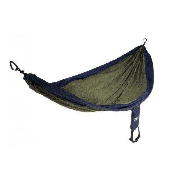 Eagles Nest Outfitters ENO SingleNest Hammock - Navy/Olive