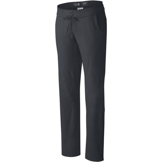 Mountain Hardwear Women's Yuma Pants, Black, 8x32-Grivet Outdoors