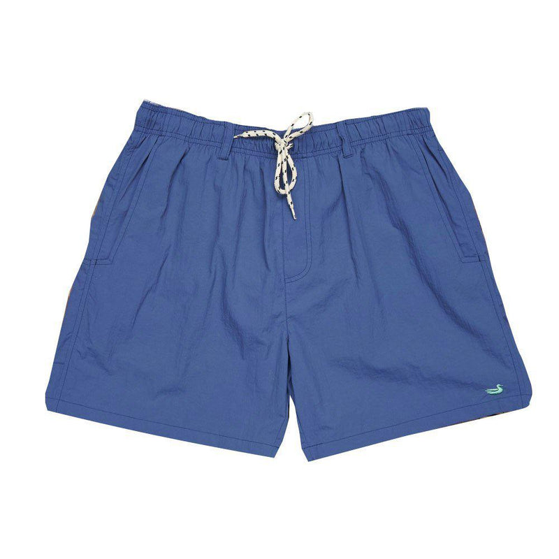Southern Marsh Men's Dockside Swim Trunk - Bluestone / Medium