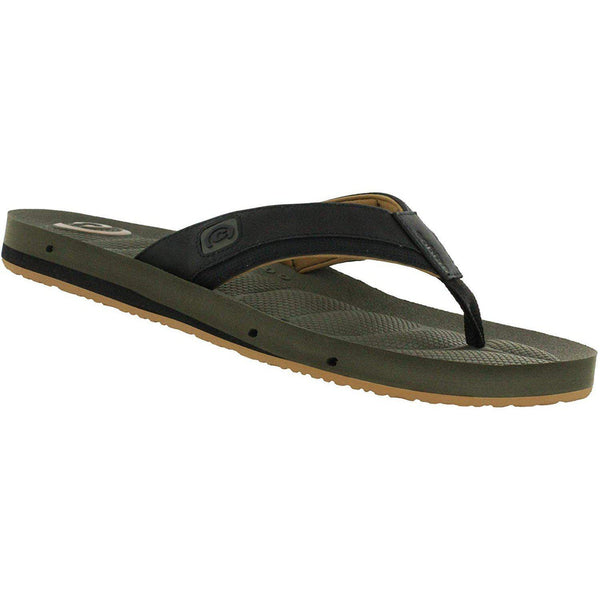 Cobian Men's Draino 2 Flip Flop - Olive - New for 2019 / 12