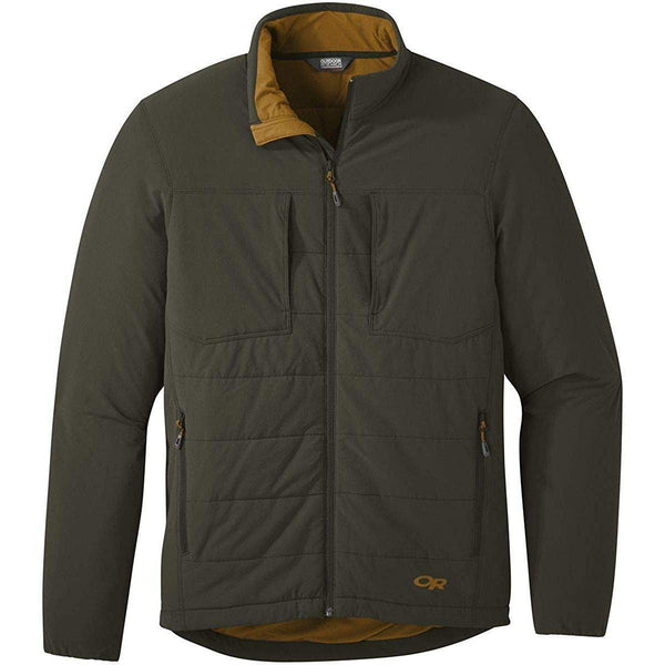Outdoor Research Men's Ferrosi Winter Jacket - Forest / Medium