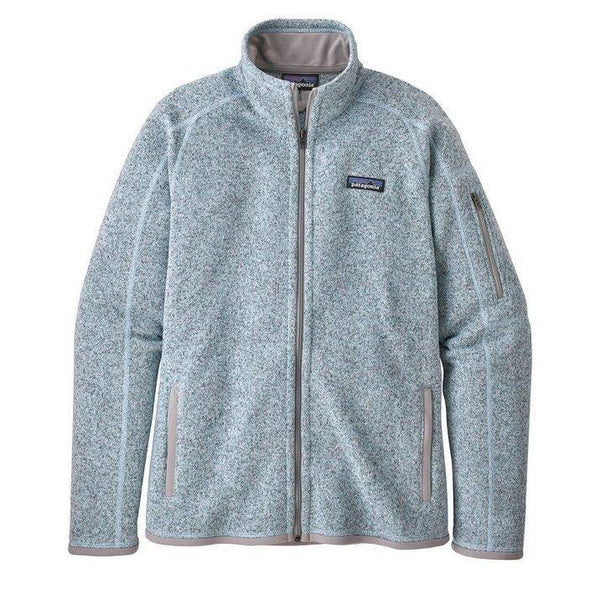 Patagonia Women's Better Sweater® Fleece Jacket - Hawthorne Blue / Large