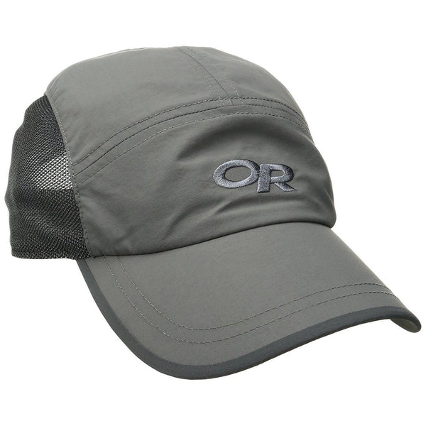 Outdoor Research Swift Sun Hat - Pewter/Dark Grey / One Size