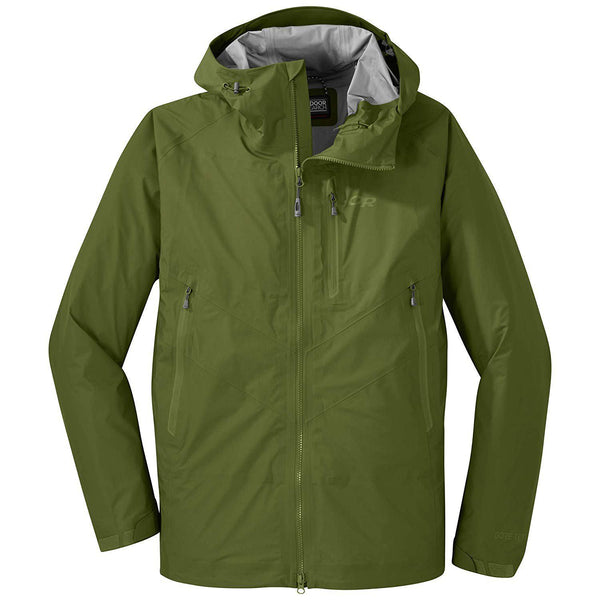 Outdoor Research Men's Optimizer Jacket - Large / Seaweed