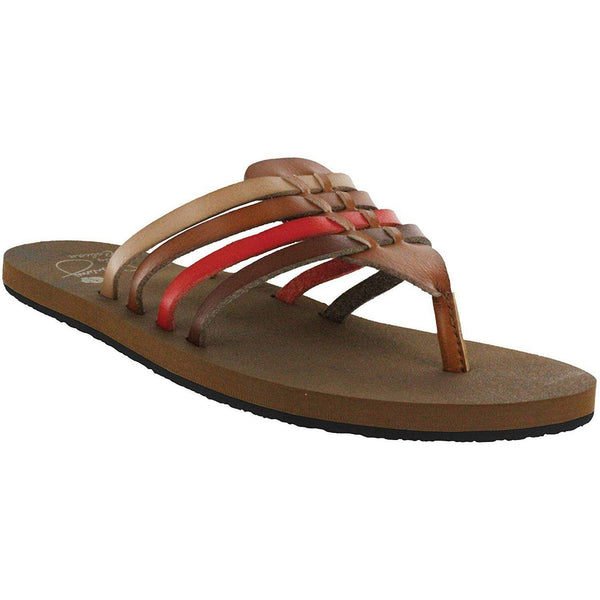 Cobian Women's Aloha Sandals - Multi / 10