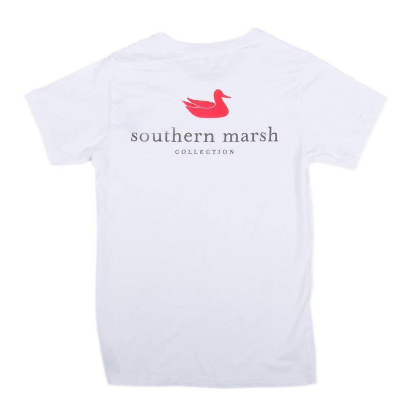 Southern Marsh Authentic Short Sleeve Tee
