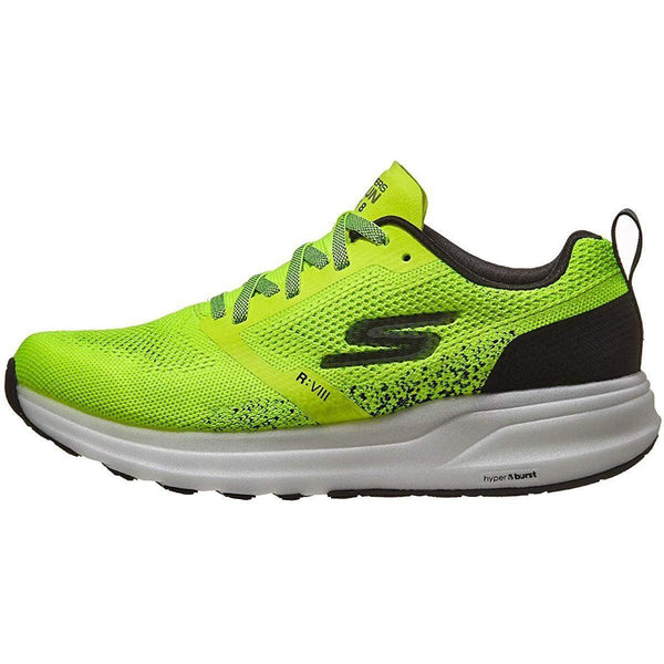 Skechers Men's Go Run Ride 8 Hyper - Yellow/Black / 8.5