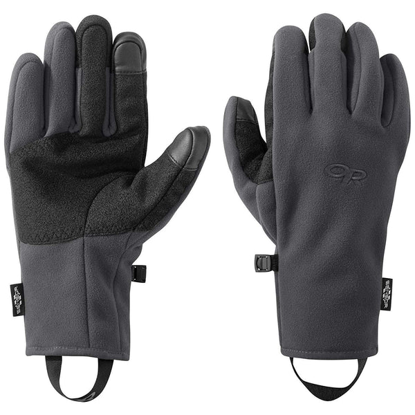 Outdoor Research Men's Gripper Sensor Gloves - Charcoal / Medium