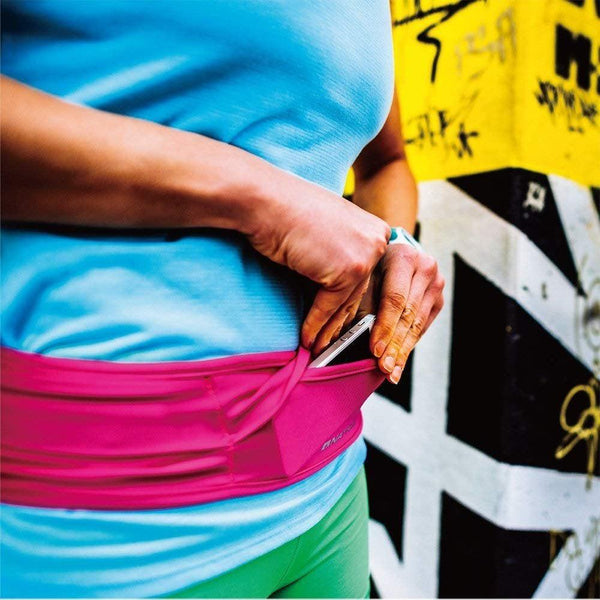 Nathan The Hipster Running Belt pack and Fitness Belt-GrivetOutdoors.com