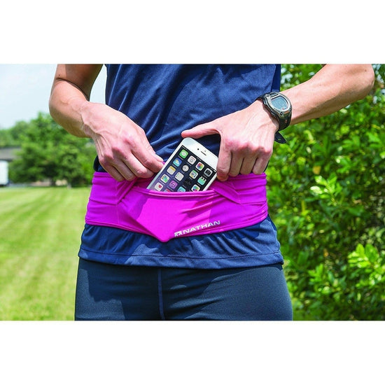 Nathan The Hipster Running Belt pack and Fitness Belt-Grivet Outdoors