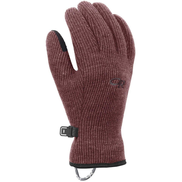 Outdoor Research Women's Flurry Sensor Gloves - Desert / Large