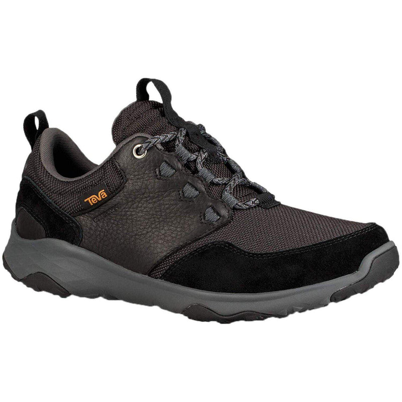 Teva Mens Arrowood Venture Waterproof Hiking Shoes - Black / 10.5