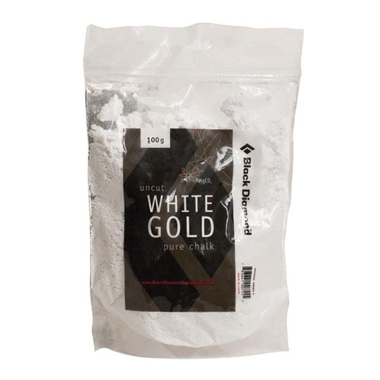 Black Diamond White Gold Loose Chalk - Grivet Outdoors