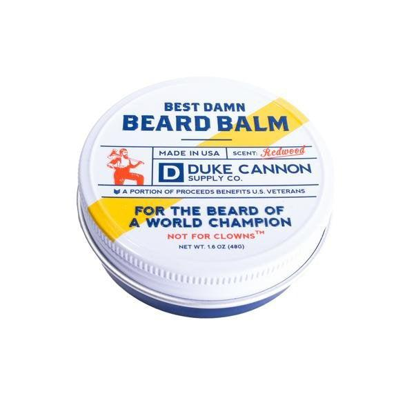 Duke Cannon Best Damn Beard Balm - [variant_title]