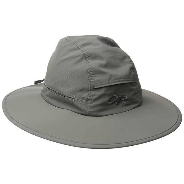 Outdoor Research Sombriolet Sun Hat - Pewter / Large